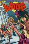 Cover for Warp (First, 1983 series) #5