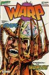 Cover for Warp (First, 1983 series) #6