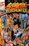 Cover for Sam Slade, RoboHunter (Fleetway/Quality, 1987 series) #23/24 [US]