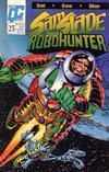 Cover for Sam Slade, RoboHunter (Fleetway/Quality, 1987 series) #25