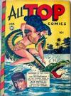 Cover for All Top Comics (Fox, 1946 series) #9