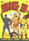 Cover for Big 3 (Fox, 1940 series) #1