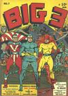 Cover for Big 3 (Fox, 1940 series) #7