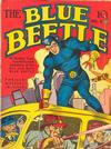 Cover for Blue Beetle (Fox, 1940 series) #3