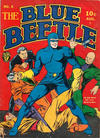 Cover for Blue Beetle (Fox, 1940 series) #8
