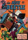 Cover for Blue Beetle (Fox, 1940 series) #35