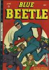 Cover for Blue Beetle (Fox, 1940 series) #45