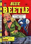 Cover for Blue Beetle (Fox, 1940 series) #52