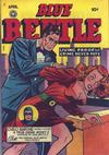 Cover for Blue Beetle (Fox, 1940 series) #55
