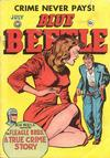 Cover for Blue Beetle (Fox, 1940 series) #57