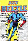 Cover for Blue Beetle (Fox, 1940 series) #58