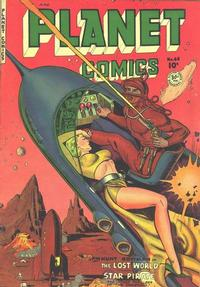 Cover Thumbnail for Planet Comics (Fiction House, 1940 series) #65