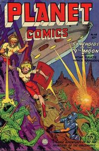 Cover Thumbnail for Planet Comics (Fiction House, 1940 series) #68