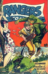 Cover Thumbnail for Rangers Comics (Fiction House, 1942 series) #17