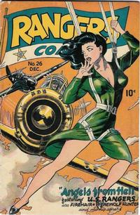 Cover Thumbnail for Rangers Comics (Fiction House, 1942 series) #26