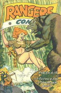 Cover Thumbnail for Rangers Comics (Fiction House, 1942 series) #41