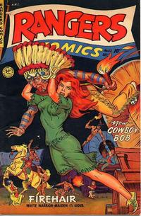 Cover Thumbnail for Rangers Comics (Fiction House, 1942 series) #62