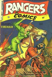 Cover Thumbnail for Rangers Comics (Fiction House, 1942 series) #64
