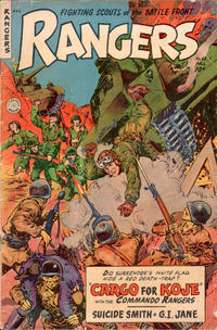 Cover Thumbnail for Rangers (Fiction House, 1952 series) #68