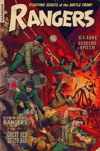 Cover Thumbnail for Rangers (Fiction House, 1952 series) #69
