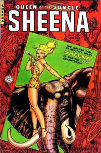 Cover Thumbnail for Sheena, Queen of the Jungle (Fiction House, 1942 series) #12