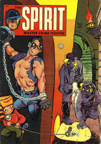 Cover Thumbnail for The Spirit (Fiction House, 1952 series) #5