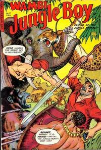 Cover Thumbnail for Wambi, Jungle Boy (Fiction House, 1942 series) #17