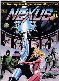 Cover Thumbnail for Nexus (Capital Comics, 1981 series) #1