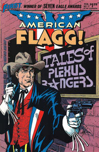 Cover Thumbnail for American Flagg! (First, 1983 series) #17