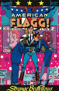 Cover Thumbnail for American Flagg! (First, 1983 series) #19