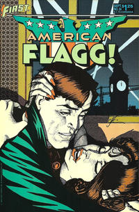 Cover Thumbnail for American Flagg! (First, 1983 series) #24