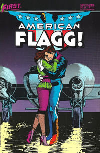 Cover Thumbnail for American Flagg! (First, 1983 series) #26