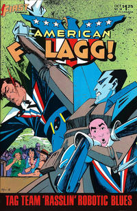 Cover Thumbnail for American Flagg! (First, 1983 series) #34