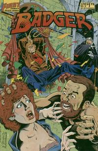 Cover Thumbnail for The Badger (First, 1985 series) #12