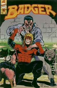 Cover Thumbnail for The Badger (First, 1985 series) #44