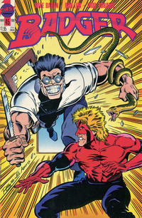 Cover Thumbnail for The Badger (First, 1985 series) #45