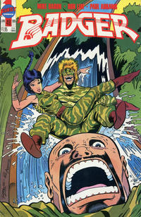 Cover Thumbnail for The Badger (First, 1985 series) #48