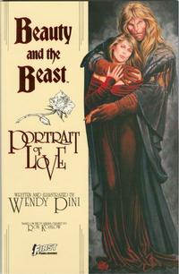 Cover Thumbnail for Beauty and the Beast: Portrait of Love (First, 1989 series)