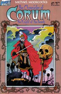 Cover Thumbnail for The Chronicles of Corum (First, 1987 series) #1