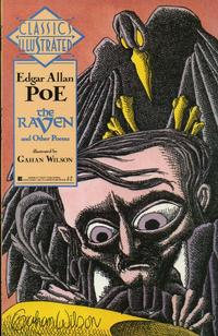Cover Thumbnail for Classics Illustrated (First, 1990 series) #1 - The Raven and Other Poems