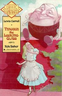 Cover Thumbnail for Classics Illustrated (First, 1990 series) #3 - Through the Looking Glass
