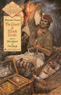 Cover Thumbnail for Classics Illustrated (First, 1990 series) #7 - The Count of Monte Cristo