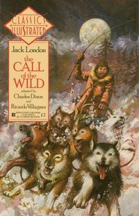 Cover Thumbnail for Classics Illustrated (First, 1990 series) #10 - The Call of the Wild