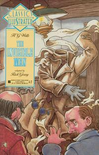 Cover Thumbnail for Classics Illustrated (First, 1990 series) #20 - The Invisible Man