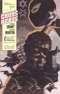 Cover Thumbnail for Crossroads (First, 1988 series) #1