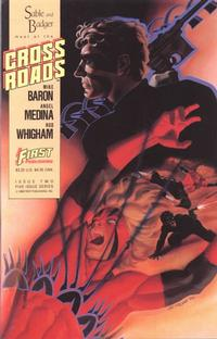 Cover for Crossroads (First, 1988 series) #2