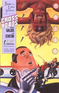 Cover Thumbnail for Crossroads (First, 1988 series) #3