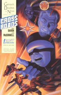 Cover Thumbnail for Crossroads (First, 1988 series) #5