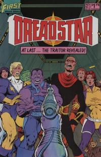Cover Thumbnail for Dreadstar (First, 1986 series) #27
