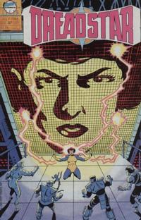 Cover Thumbnail for Dreadstar (First, 1986 series) #37